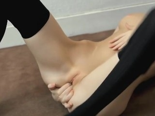 Sweet darling is having a boiterous cum-hole playing pont of seniority