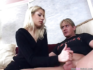 Beauty is fond of getting her twat stuffed by rock-hard cock