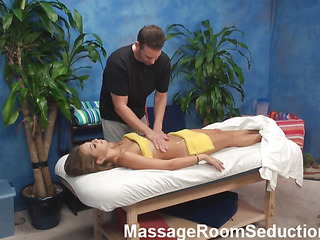 Don't regard highly putting to relax but want to examine great scene where hawt dude gives priceless betoken massage to beauty and then screws her like cog till the end of time before? Then examine this amazingly sexy action now!