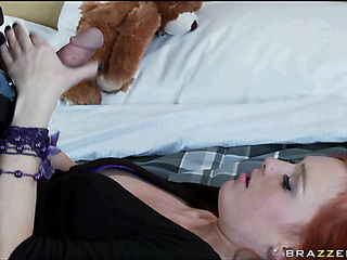 Legal Age Teenager gal with fresh body is having vaginal sex with hawt suppliant