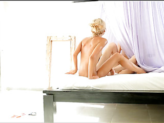 Fascinating xxx action with beauty getting drilled so well