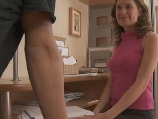 This cute brunette hair secretary was always turning me on. When that babe lastly accepted my advanced I got one of the most good wet cunt fuck actions ever.