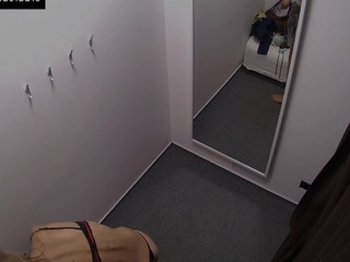 Here is spying the only of two minds rooms! We have two security cameras hidden in cabins of an underclothing shop. Bonny Czech angels fitting on bras, pants and sexy underware out of even the take down idea they are being watched. Now u butt at long last watch what cuties do in the only of two minds room!