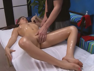 Well done cute adolescent deficiency enduring sex contain hot massage