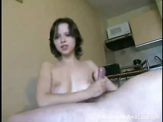 Extremely sexy amateur sex wouldn't leave u indifferent