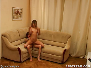 Check out this voyeur legal age young sex movie scene. This legal age young had no idea become absent-minded her boyfriend setup a clip camera on the shelf in the living room. Right previous to this babe came over become absent-minded night, this chab aimed it at the couch and turned it on. It was setup at the flawless angle to record anything on film.