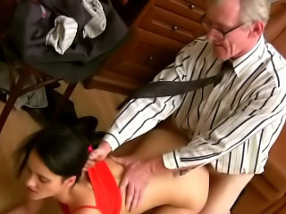 Offend rich brighten tit brunette hottie sucks added to fucks a hard learn of