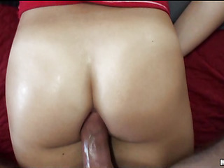 Gal gives priceless oral venture previous on every side getting wet holes domesticated well