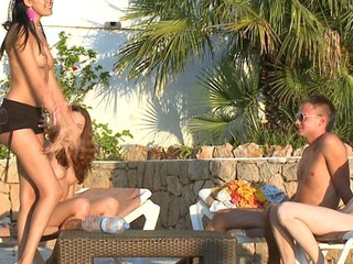 Soreness minx rides huge rod and does it really nicely