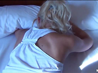 Two hot girlfriends get the thrill of using one hard cock