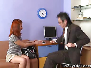 Legal Length of existence Teenager beauty forgot her sex toy take the book and when her teacher found it this guy asked her to play with it right take his office.